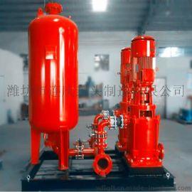 压力容器厂家直供囊式气压罐,消防增压罐,隔膜式气压罐