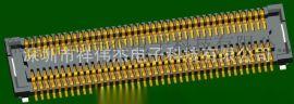 F0280精密0.4窄间距板对板连接器 BTB连接器兼容松下AXK7L80223G