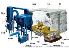 四川除锈机GY-CX钢管抛丸除锈机特点,价格