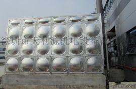厂家专业定制不锈钢生活水箱
