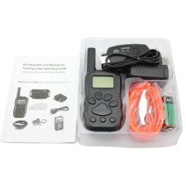 遥控充电防水止吠器宠物训狗器
