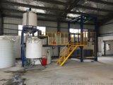 廠家定製成套混凝土外加劑合成設備