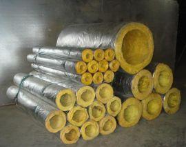 供应A级铝箔贴面玻璃棉管