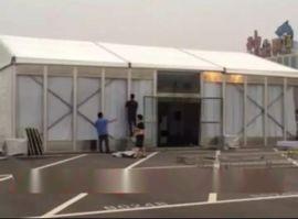 淄博出租玻璃篷房,篷房搭建