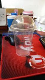 一次性环保PS塑料杯盖