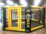 私人定製大小不一落地格鬥籠 MMA UFC綜合八角格鬥籠子拳擊臺