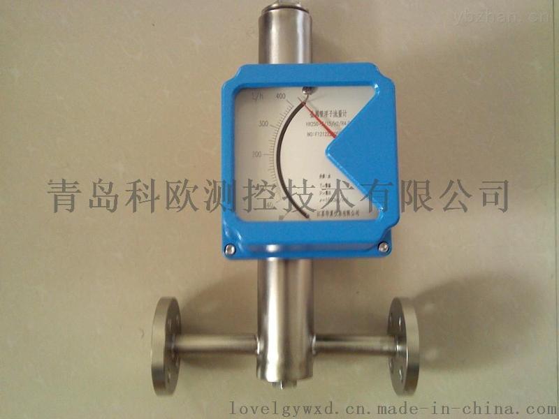 济南仪表厂转子流量计标定二氧化碳流量计图片