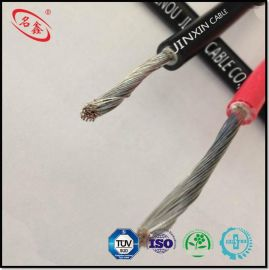 TUV SUD EN50618:2014 H1Z2Z2-K  1x2.5平方,光伏电缆,太阳能电缆,镀锡铜丝电缆