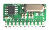 學習碼 低功耗 超外差無線接收模組 J06C