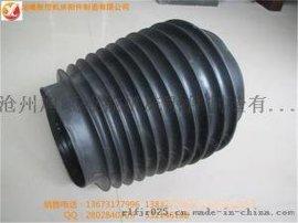 合肥加工定做油缸防尘罩/伸缩式耐高温丝杠导轨防护罩