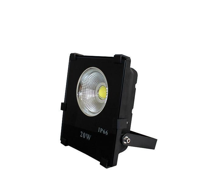 供应睿创光电20W户外广告招牌照射LED投光灯泛光灯