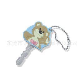 PVC软胶钥匙套 双面卡通PVC钥匙套 创意PVC钥匙套 厂家专业制作