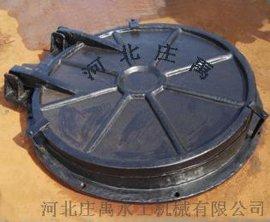 拍门 铸铁拍门  DN800mm铸铁圆拍门价格