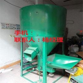 内蒙加厚加大双轴搅拌机 、小型干粉混料机 v型混料机 立式搅拌机