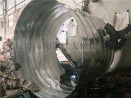 广州螺旋风管加工厂家|通风管道安装不锈钢风管