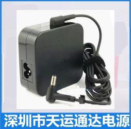 天运通达 ASUS 19v 4.74a EXA1202YH ADP-90YD 方块形电源适配器