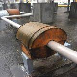 預製直埋管道保溫 聚氨酯管託 保溫管殼施工