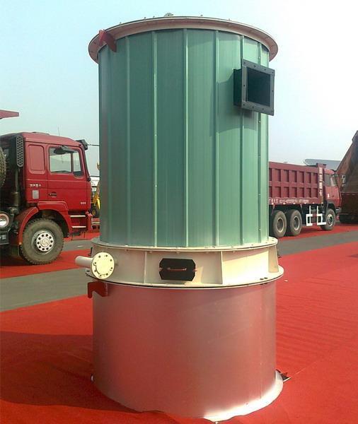 燃生物質導熱油爐蒸汽發生器
