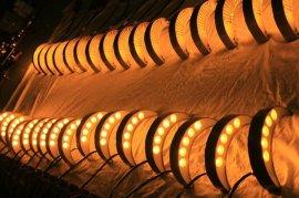 大功率5W古建築景觀瓦楞燈,射燈,照明燈,