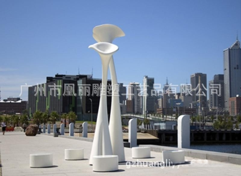 大型玻璃鋼雕塑泡沫雕塑道具模型雕塑展覽設計佈置