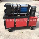 廠家直銷鋼筋墩粗機 鋼筋頭部加粗設備螺紋鋼冷鐓機 32雙缸墩粗機