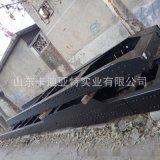 中國重汽豪沃副車架總成 原廠二樑副樑 原廠錳鋼鋼板 廠家直銷