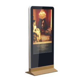 单面大屏写字楼靠墙灯箱 铝材型大堂广告灯箱