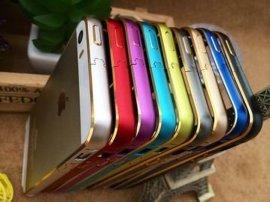 成都专业铝合金苹果手机金属边框,宇雄专业手机保护壳冲压高光