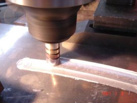 台式搅拌摩擦焊接设备_巨浪机械