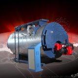 2T臥式燃油熱水鍋爐