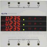 益民三相超壓過壓欠壓保護器EM-001AS 缺相保護器 電焊機保護器
