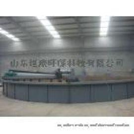 山东恒康环保浅层气浮机工艺原理、价格、质量保证