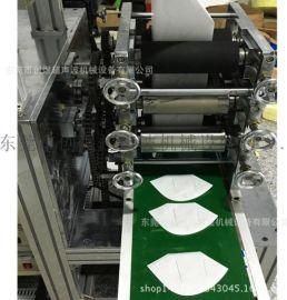 超声波口罩机 全自动折叠口罩机 蝶形口罩设备厂家