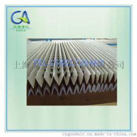 江苏苏州烤漆房折叠式三层加棉防水油漆滤纸  漆雾过滤纸
