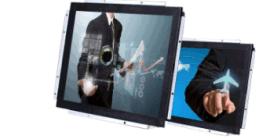 18.5寸宽屏触摸显示器1080P 工业金属壳开放嵌入式触控显示器 举报