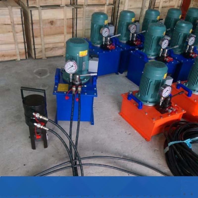 冷挤压机设备陕西钢筋冷挤压机连接设备