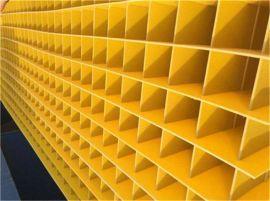 专业生产玻璃钢格栅 地沟盖板安装方便