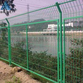 铁路隔离栅围栏_场区隔离栅栏_仓库隔离网