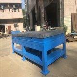 铸铁工作台、重型铸铁平台、钳工台