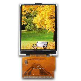 2.8寸液晶屏 显示屏 lcd 240*320 MCU 37PIN 可配电阻屏
