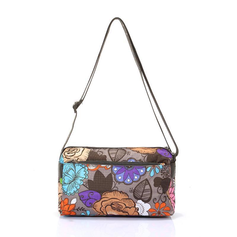 單肩包女2017新款定製女包小包韓版印花定製小包時尚休閒包