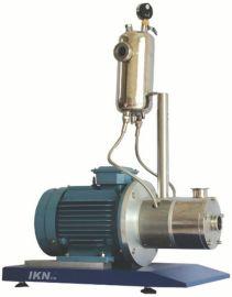 管线式单级乳化泵,高剪切乳化泵
