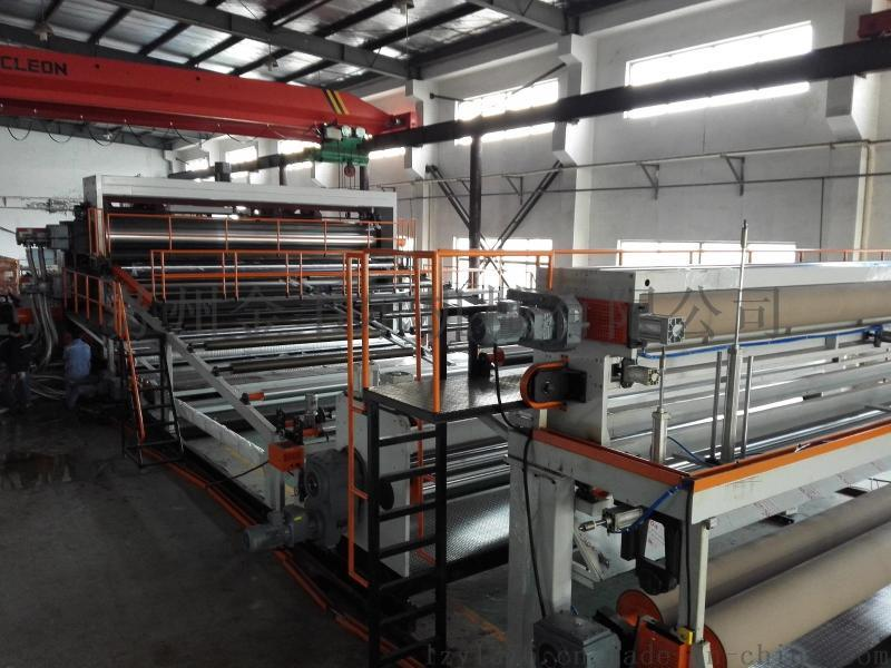 PE超宽幅土工膜、防水卷材生产线(CRCC)