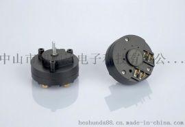 DH5-6S 洗衣机用双电路脱水定时器