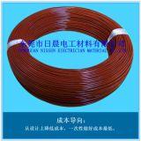 UL3122高温硅胶编织线