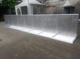 铝合金防爆栏,铝合金隔离栏,