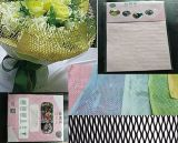 网眼纸拉网纸包装纸装饰纸鲜花礼品装饰纸
