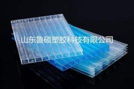 济南阳光板 济南阳光板车棚  透明阳光板蔬菜大棚保温板