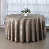 欧式新款酒店饭店台布家用圆桌桌布布艺长方形圆形台布