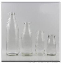 厂家销售玻璃奶瓶,玻璃瓶,酸奶瓶,奶吧鲜奶瓶